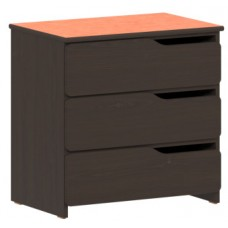 "Apollo 3 Drawer Chest, 36""W"
