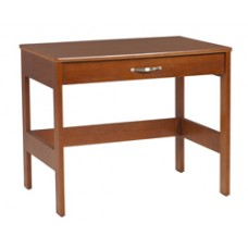 "Beachcomber Open Leg Study Desk w/Pencil Drawer, 42""W"