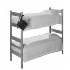 Bunkable Bed w/Bolt-on-Spring