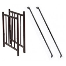 Loft Kit for Contempo Metal Bed w/Vertical Rails