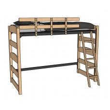 "60""H Sedona Style Loft Bed"