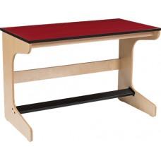 Aero Cantilever Study Desk, 36″W
