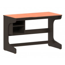 "Apollo Cantilever Study Desk w/2 Storage Compartments, 42""W"