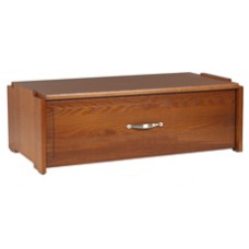 "Beachcomber 1 Drawer Stackable Chest, 30""W"