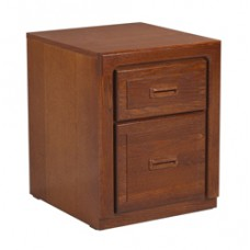 Beachcomber Desk Pedestal w/1 Box & 1 File Drawer