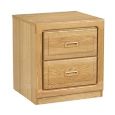 Beachcomber Desk Pedestal w/2 Equal Size Drawers