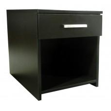 Contempo Desk Pedestal w/Top Drawer & Open Compartment