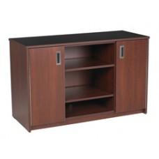 Contempo Media Chest w/2 Doors, 1 Fixed Shelf & 1 Adjustable Shelf