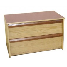 "Homestead 2 Drawer Chest, 36""W"