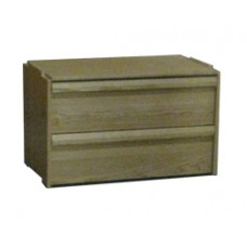 "Homestead 2 Drawer Stackable Chest, 36""W"