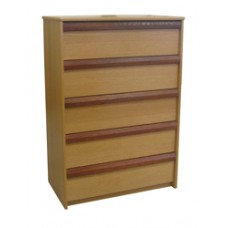 "Homestead 5 Drawer Chest, 36""W"