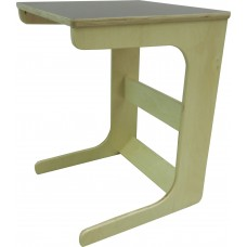 Mini Cantilever Study Desk, Oak