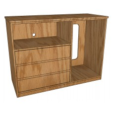 Nittany Multi‐Function Cabinet