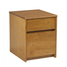 Nittany Desk Pedestal w/1 Box & 1 File Drawer