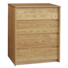 "Nittany 4 Drawer Chest, 30""W"