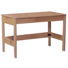 "Nittany Open Leg Study Desk w/Pencil Drawer, 36""W"