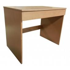 "36"" x 24"" Maple/Birch Panel End Study Desk w/Pencil Drawer"