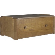 "Shaker 1 Drawer Stackable Chest, 30""W"