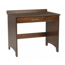 "Shaker Panel End Study Desk w/Pencil Drawer, 36""W"