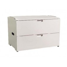 "Urban 2 Drawer Stackable Chest, 30""W"