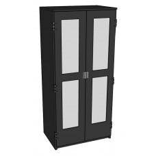 """Urban Deluxe Double Door Wardrobe, 42""""W"""