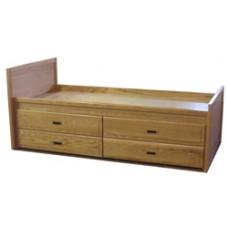 Woodcrest Captains Beds