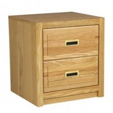 Woodcrest Desk Pedestal w/2 Equal Size Drawers