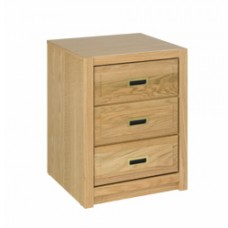 "Woodcrest 3 Drawer Chest, 30""W"