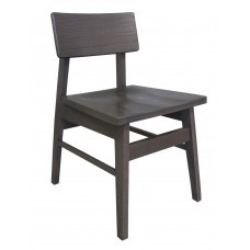 Allegro Side Chair w/Wood Seat