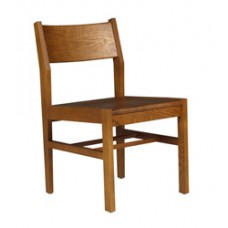 Metro Side Chair w/Wood Seat & Back
