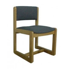 Nick Side Chair w/Upholstered Seat & Back