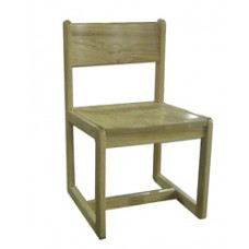 Nick Side Chair w/Wood Seat & Back