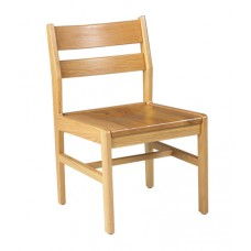 Adam Side Chair w/Wood Seat