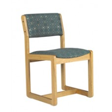 Brycen Side Chair w/Upholstered Seat & Back