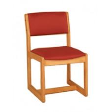 Brycen Sedona Unibody Chair w/Upholstered Seat & Back