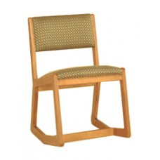 Webster Sedona Unibody Two Position Chair w/Upholstered Seat & Back