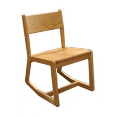 Webster Two Position Chair w/Wood Seat & Back