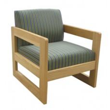 Delaware Sled Base Chair