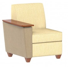Elle Chair w/Left Tablet Arm Only