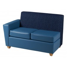 Elle Settee w/Left Arm Only
