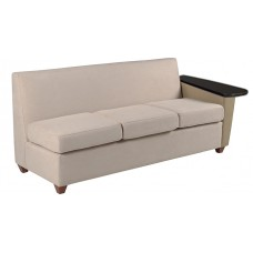 Elle Sofa w/Right Tablet Arm Only