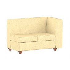 Elle Settee w/Right Corner Only
