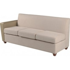 Elle Sofa w/Left Arm Only