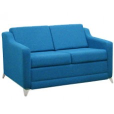 Manhattan Settee w/Metal Legs
