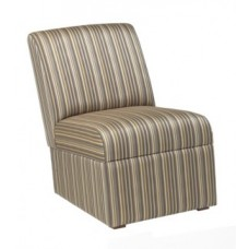 Monaco Armless Chair