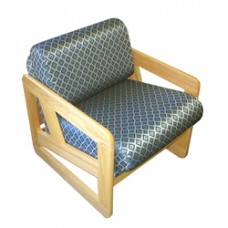 Seneca Sled Base Chair