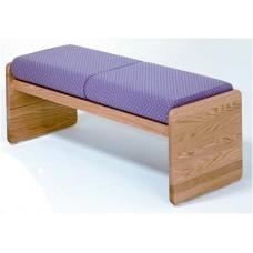 Ship Plank Three Person Bench