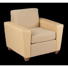 X-Elle XL Chair w/Arms