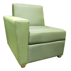 X-Elle Chair w/Left Arm Only