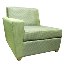 X-Elle XL Chair w/Left Arm Only